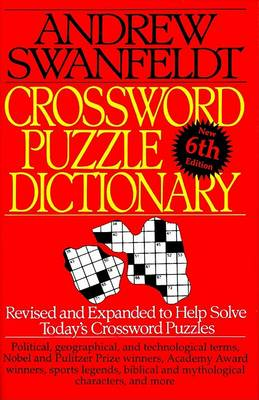 Picture of Crossword Puzzle Dictionary