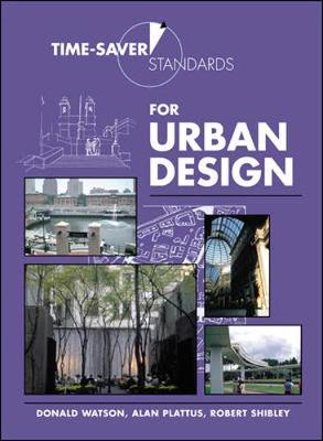 Picture of Time-saver Standards for Urban Design