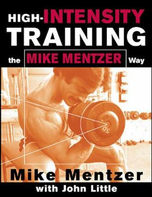 Picture of High-Intensity Training the Mike Mentzer Way