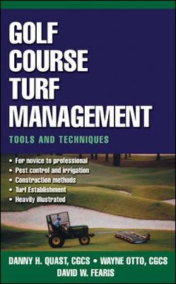 Picture of Golf Course Turf Management: Tools and Techniques