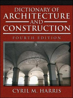 Picture of Dictionary of Architecture and Construction