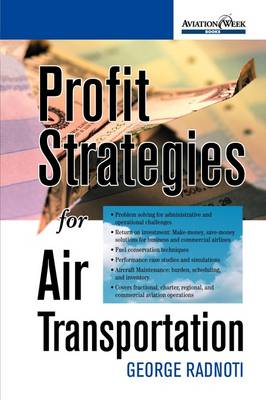 Picture of Profit Strategies for Air Transportation