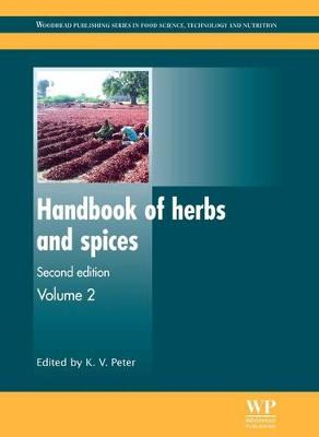 Picture of Handbook of Herbs and Spices
