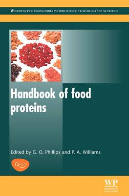 Picture of Handbook of Food Proteins