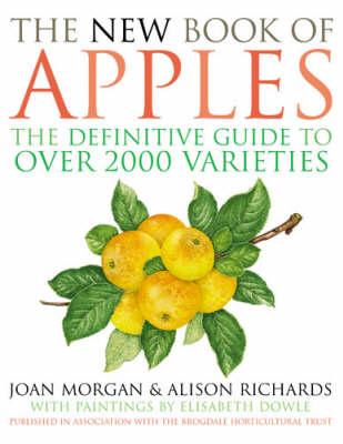 Picture of The New Book of Apples: The Definitive Guide to over 2000 Varieties