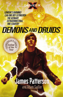 Picture of Daniel X: Demons and Druids: (Daniel X 3)
