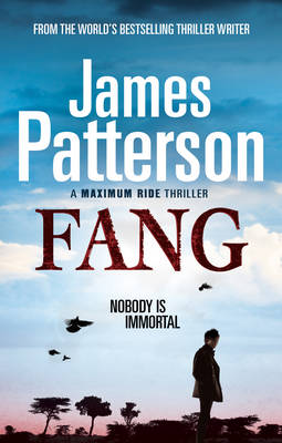 Picture of Maximum Ride: Fang: Dystopian Science Fiction