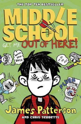 Picture of Middle School: Get Me Out of Here!: (Middle School 2)