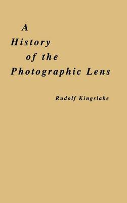 Picture of A History of the Photographic Lens