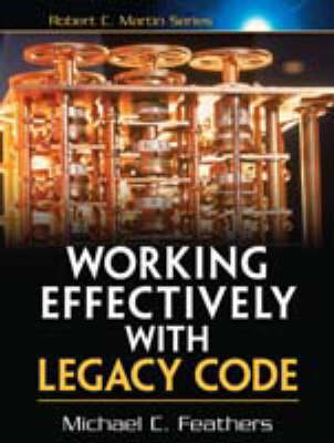 Picture of Working Effectively with Legacy Code