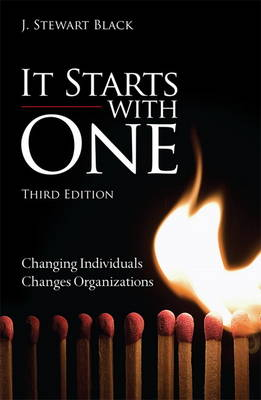 Picture of It Starts with One: Leading Strategic Change