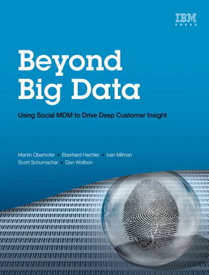 Picture of Beyond Big Data: Using Social MDM to Drive Deep Customer Insight