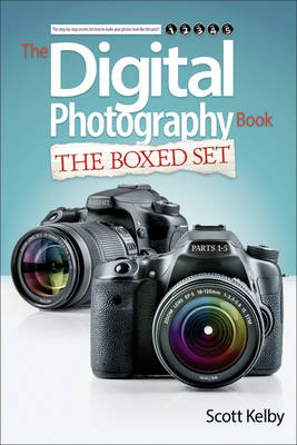 Picture of Scott Kelby's Digital Photography: Parts 1, 2, 3, 4, and 5