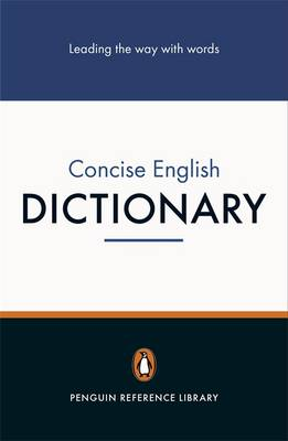 Picture of The Penguin Concise English Dictionary