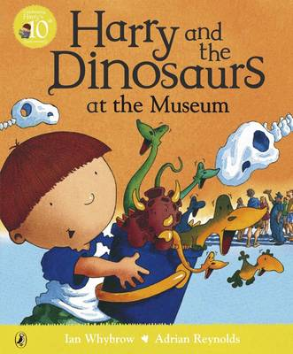 Picture of Harry and the Dinosaurs at the Museum