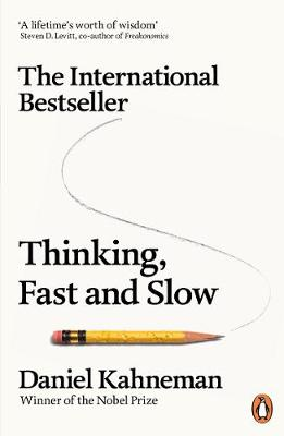 Picture of Thinking, Fast and Slow