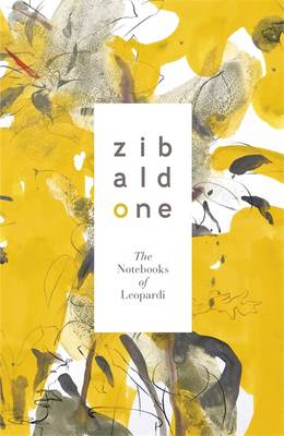 Picture of Zibaldone: The Notebooks of Leopardi