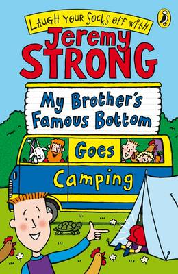 Picture of My Brother's Famous Bottom Goes Camping