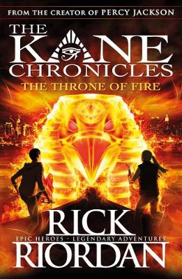 Picture of The Throne of Fire