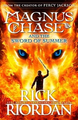 Picture of Magnus Chase and the Sword of Summer