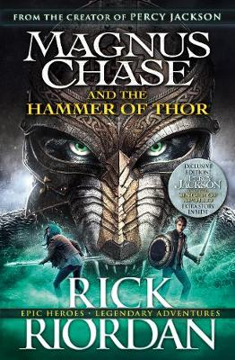 Picture of Magnus Chase and the Hammer of Thor