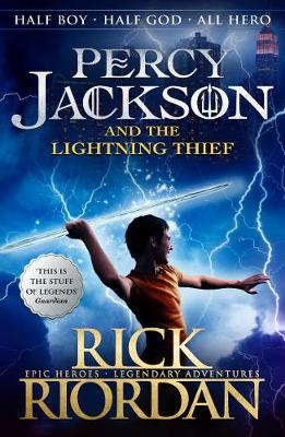 Picture of Percy Jackson and the Lightning Thief: Bk. 1