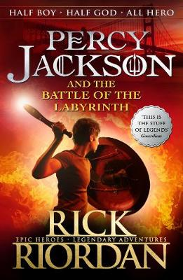 Picture of Percy Jackson and the Battle of the Labyrinth: Bk. 4