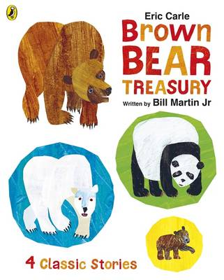 Picture of Eric Carle Brown Bear Treasury