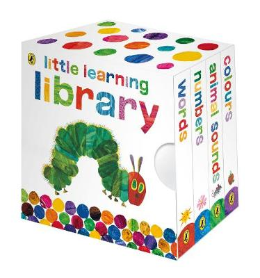 Picture of The Very Hungry Caterpillar: Little Learning Library