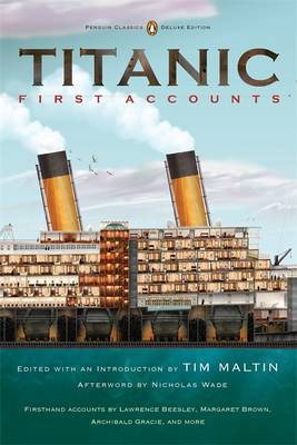 Picture of Titanic: First Accounts