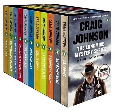Picture of The Longmire Mystery Series Boxed Set Volumes 1-11: The First Eleven Novels