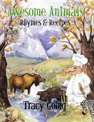 Picture of Awesome animals - rhymes & recipes