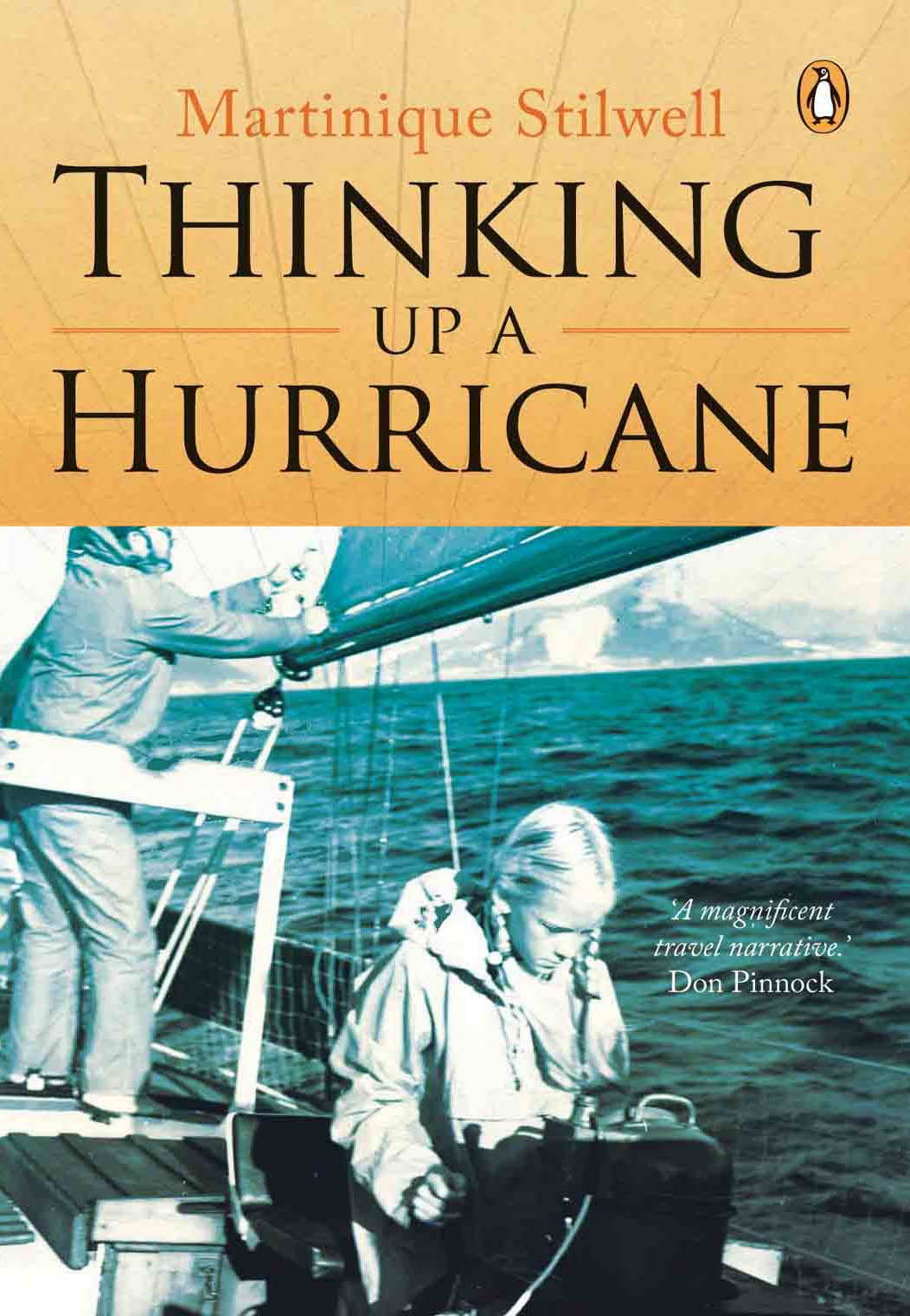 Picture of Thinking up a hurricane