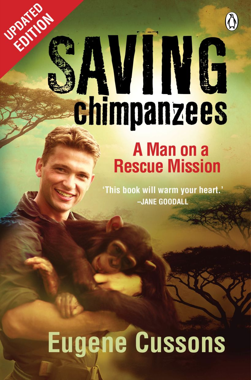 Picture of Saving chimpanzees