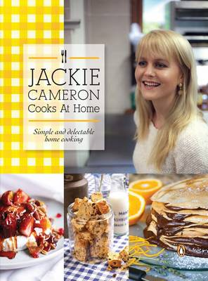 Picture of Jackie Cameron Cooks at home