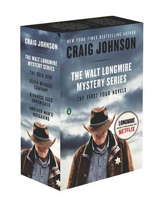 Picture of The Walt Longmire Mystery Series Boxed Set: Another Man's Moccasins/Kindness Goes Unpunished/Death Without Company/The Cold Dish