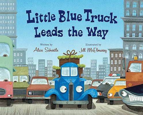 Picture of Little Blue Truck Leads the Way