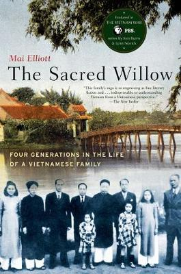 Picture of The Sacred Willow: Four Generations in the Life of a Vietnamese Family