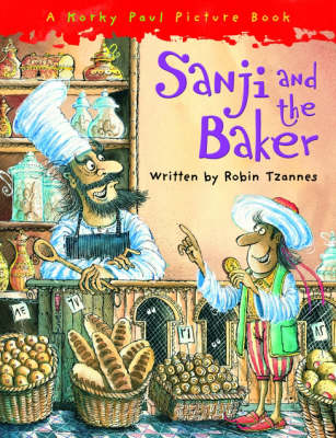 Picture of Sanji and the Baker