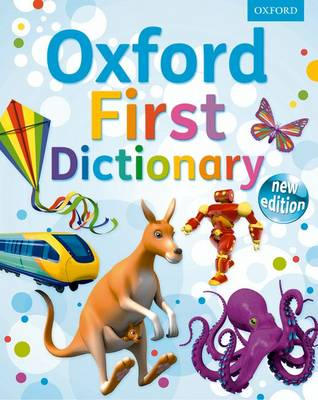 Picture of Oxford First Dictionary