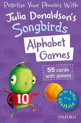 Picture of Oxford Reading Tree Songbirds: Alphabet Games Flashcards