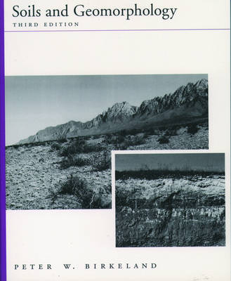 Picture of Soils and Geomorphology