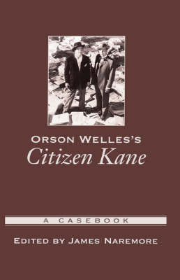 Picture of Orson Welles's  Citizen Kane : A Casebook