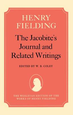 Picture of The Jacobite's Journal, and Related Writings