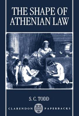 Picture of The Shape of Athenian Law