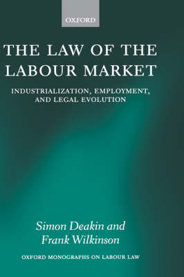 Picture of The Law of the Labour Market: Industrialization, Employment, and Legal Evolution