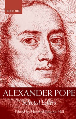 Picture of Alexander Pope: Selected Letters