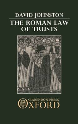Picture of The Roman Law of Trusts