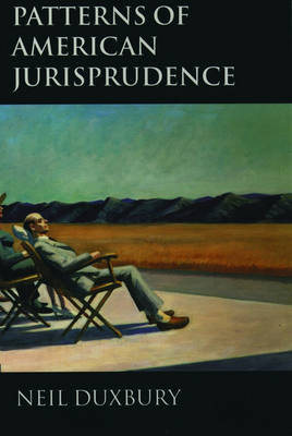 Picture of Patterns of American Jurisprudence