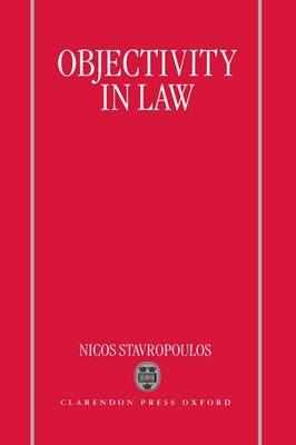 Picture of Objectivity in Law